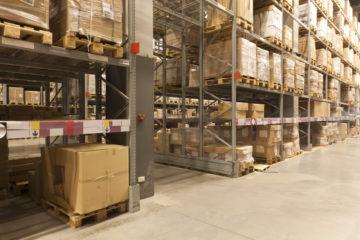 Logistique Colis Carton